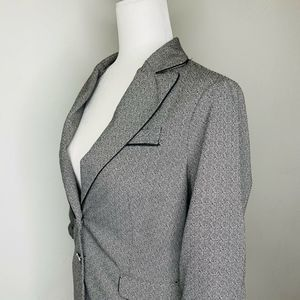 Maurices Jackets & Coats - Maurices 3/4 Sleeve Gray Button Blazer Jacket M